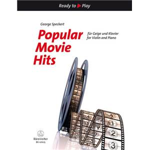 POPULAR MOVIE HITS - VIOLON ET PIANO