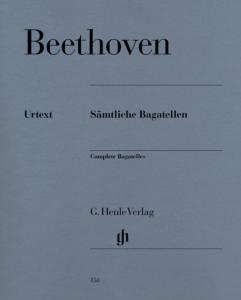 BEETHOVEN - BAGATELLES (INTEGRALE) - PIANO