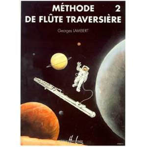 LAMBERT GEORGES - METHODE DE FLUTE VOL.2
