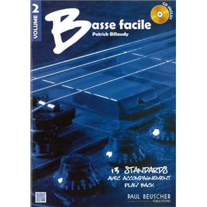 COMPILATION - BASSE FACILE VOL.2 + CD