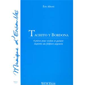 ALBERTI ERIC - TACHITO Y BORDONA - VIOLON ET GUITARE