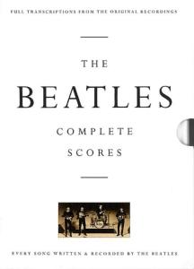 BEATLES THE - COMPLETE SCORE