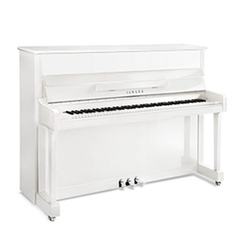 piano droit yamaha p116 msh pwh silent paul. Black Bedroom Furniture Sets. Home Design Ideas