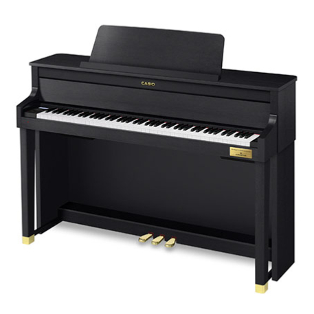 piano numerique meuble casio gp 400 paul. Black Bedroom Furniture Sets. Home Design Ideas