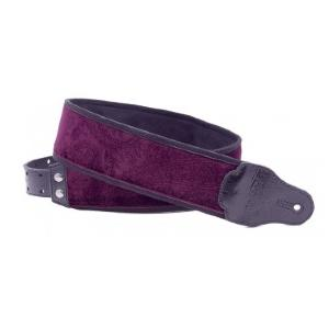 SANGLE DE GUITARE RIGHTON CASHMERE  PURPLE 062