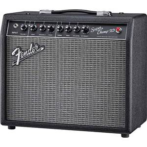 AMPLI GUITARE FENDER SUPER CHAMP X2 15W