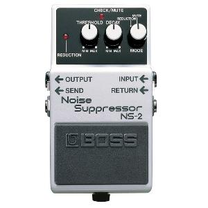 PEDALE D'EFFETS NOISE SUPPRESSOR BOSS NS-2
