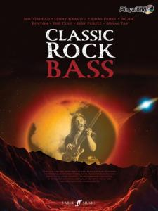 COMPILATION - AUTHENTIC PLAY ALONG CLASSIC ROCK BASS + CD (MOTORHEAD, AC/DC, DEEP PURPLE) + CD