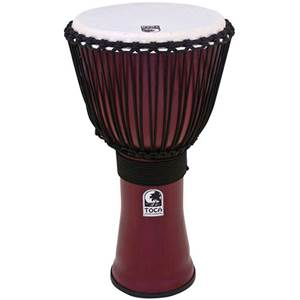DJEMBE TOCA 10'' FREESTYLE II ROPE TUNED TF 2 DJ 10R