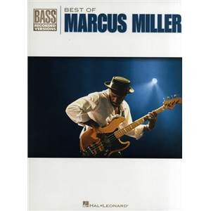 MILLER MARCUS - BEST OF BASS TAB.