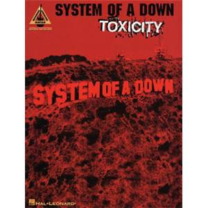 SYSTEM OF A DOWN - TOXICITY GUITAR TAB