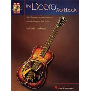 HAMBURGER DAVID - DOBRO WORKBOOK + CD