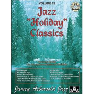 COMPILATION - AEBERSOLD 078 CHRISTMAS HOLIDAY CLASSICS + CD