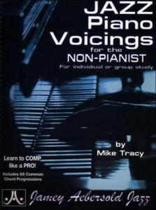 TRACY MIKE - JAZZ PIANO VOICINGS FOR NON PIANISTS
