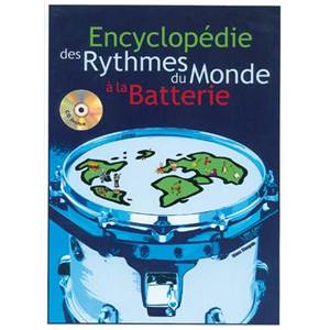 MAUGAIN MANU - ENCYCLOPEDIE RYTHMES BATTERIE + CD