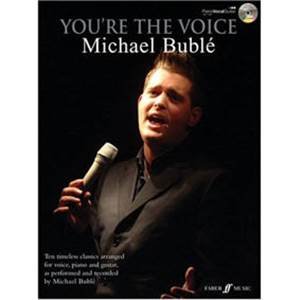 BUBLE MICHAEL - YOU'RE THE VOICE + CD