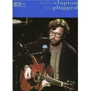 CLAPTON ERIC - UNPLUGGED EASY GUITAR TAB
