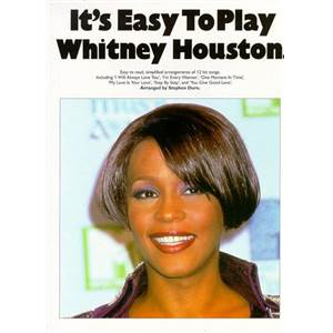 HOUSTON WHITNEY - IT'S EASY TO PLAY