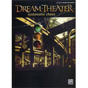 DREAM THEATER - SYSTEMATIC CHAOS GUITAR TAB