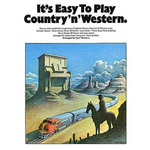 COMPILATION - IT'S EASY TO PLAY COUNTRY 'N' WESTERN