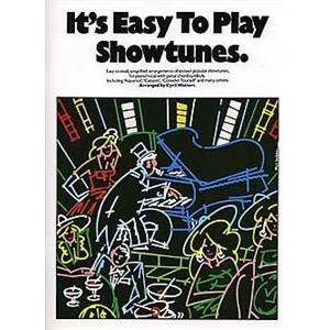 COMPILATION - IT'S EASY TO PLAY SHOWTUNES