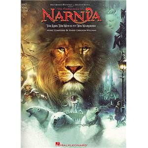 GREGSON WILLIAMS HARRY - THE CHRONICLES OF NARNIA MUSIC FROM THE MOTION PICTURE P/V/G
