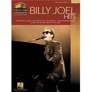 JOEL BILLY - PIANO PLAY ALONG VOL.062 HITS + CD