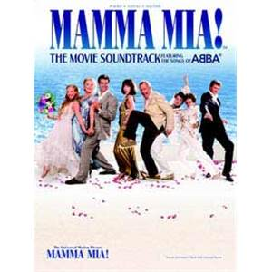 ABBA - MAMMA MIA! THE MOVIE FROM THE SONG OF P/V/G