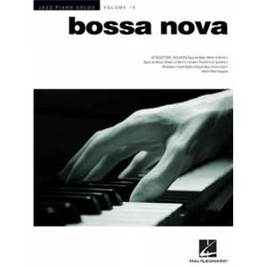 COMPILATION - BOSSA NOVA JAZZ PIANO SOLO