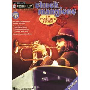 MANGIONE CHUCK - JAZZ PLAY ALONG VOL.127 + CD
