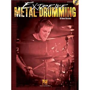 GROSSMAN HANNES - EXTREME METAL DRUMMING + CD