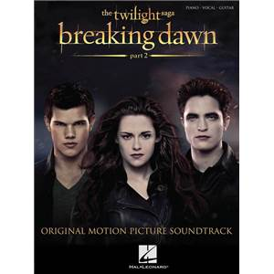COMPILATION - TWILIGHT: BREAKING DAWN PART 2 P/V/G