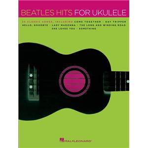 BEATLES THE - HITS FOR UKULELE