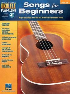 COMPILATION - UKULELE PLAY-ALONG VOLUME 35 SONGS FOR BEGINNERS + ONLINE AUDIO ACCESS
