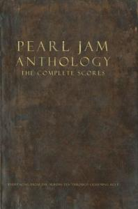 PEARL JAM - ANTHOLOGY THE COMPLETE SCORES (BOX SET)