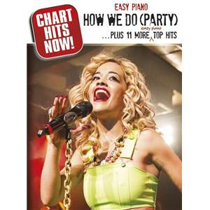 COMPILATION - HOW DO WE DO (PARTY) PLUS 11 MORE TOP HITS EASY PIANO/V/G