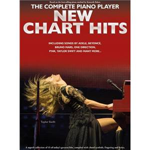 COMPILATION - COMPLETE PIANO PLAYER NEW CHART HITS