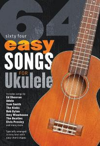 COMPILATION - EASY SONGS FOR UKULELE 64 HITS