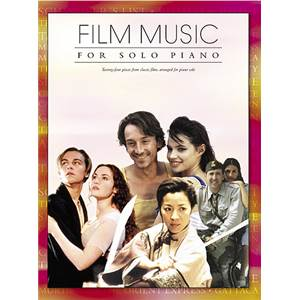 COMPILATION - FILM MUSIC FOR SOLO PIANO