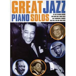 COMPILATION - GREAT JAZZ PIANO SOLOS VOL.1