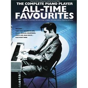 COMPILATION - COMPLETE PIANO PLAYER ALLTIME FAVOURITES