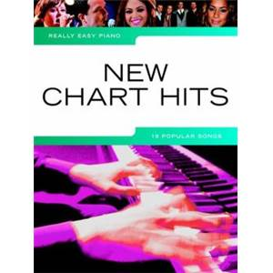 COMPILATION - REALLY EASY PIANO NEW HITS
