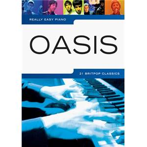 OASIS - REALLY EASY PIANO