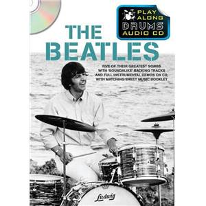 BEATLES THE - PLAY ALONG DRUMS (FORMAT DVD) + CD