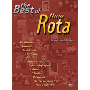 ROTA NINO - BEST OF PIANO