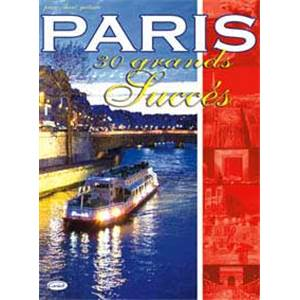 COMPILATION - PARIS 30 GRANDS SUCCES P/V/G