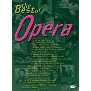 COMPILATION - OPERA BEST OF P/V/G