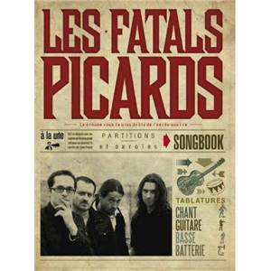 FATALS PICARDS - SONGBOOK SCORE