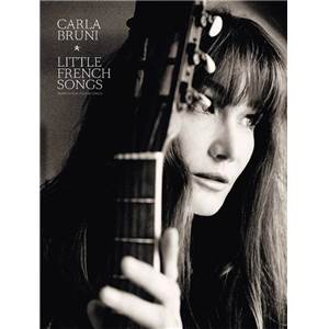 BRUNI CARLA - LITTLE FRENCH SONGS P/V/G