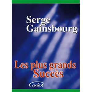GAINSBOURG SERGE - PLUS GRANDS SUCCES P/V/G